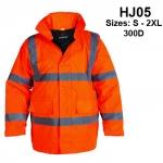 Hi Viz Superior 300D Site Jacket (HJ05)