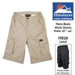 Himalayan ICON Basic Sand Work Shorts (H829)