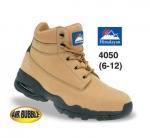 Honey Nubuck Safety Boot (4050)