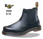 Icon Black Leather Dealer Safety Boot (2028)