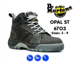 Opal ST Ladies Black Safety Boot (6703)