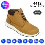 Tan #Urban Nubuck Sneaker Safety Boot (4412)