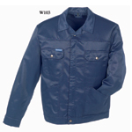 CLEARANCE Navy Drivers Jacket (W103)