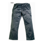 CLEARANCE Black Drivers Trousers (W205)