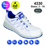 White #Electro ESD Safety Trainer (4330)