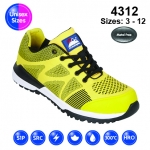 Yellow #Bounce Safety Trainer (4312)