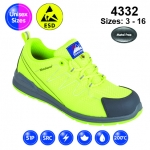 Yellow #Electro ESD Safety Trainer (4332)