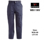 'Utility' Navy Combat Trousers (WB11)